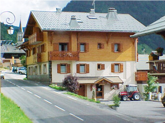 flats rent chatel, doors of the Sun chatel, chatel information skiable domain, chatel french alps