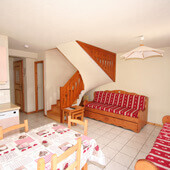 4 rooms duplex L'Echo des Montagnes - Rent flats chatel