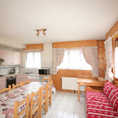 5 rooms terrace - Rent flats chatel